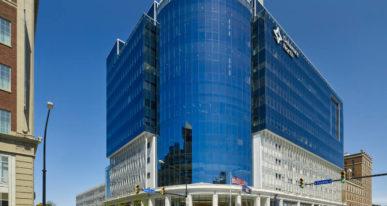 office building development