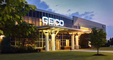 GEICO Office at CrossPoint Business Park
