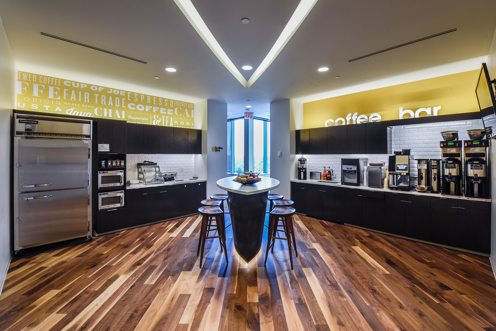commercial real estate design & construction