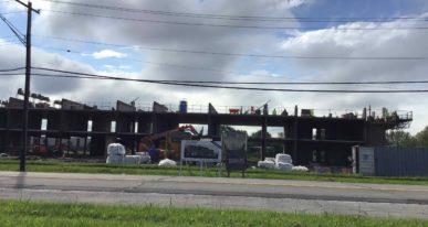 Uniland hotel construction management