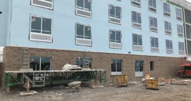 Uniland hotel Construction Amhesrt, NY