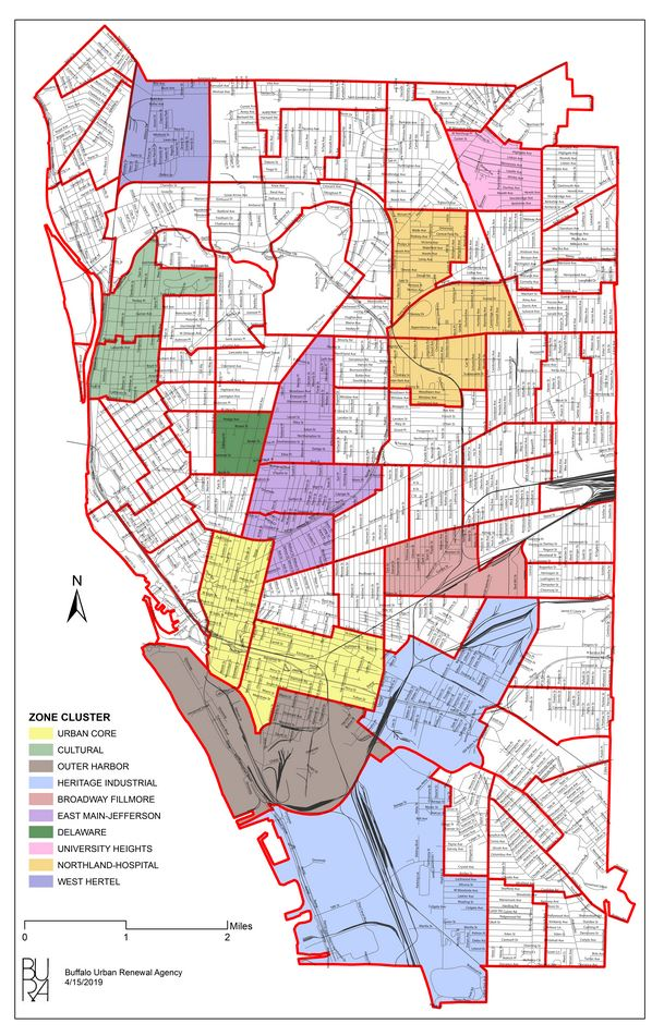 Buffalo Opportuniz Zones