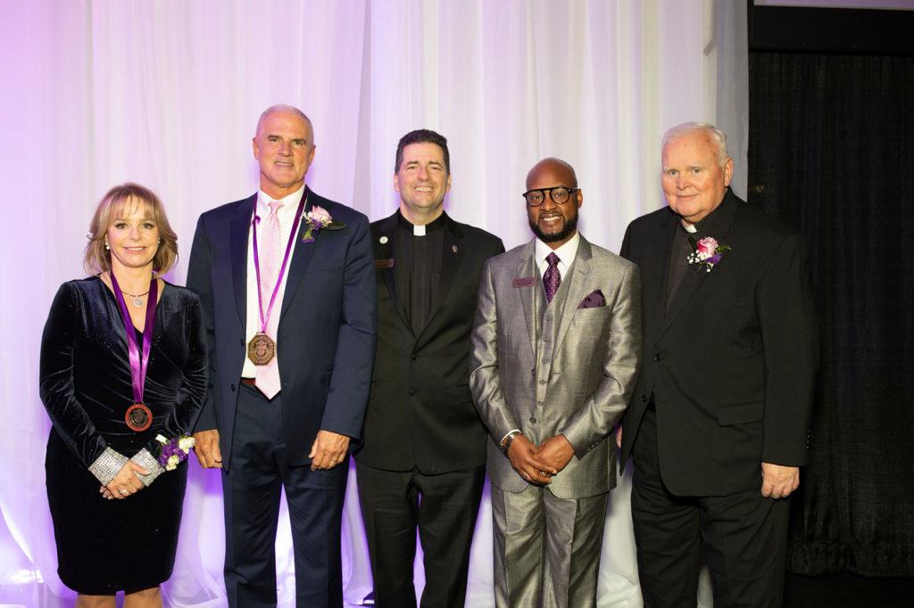Niagara University Honorees