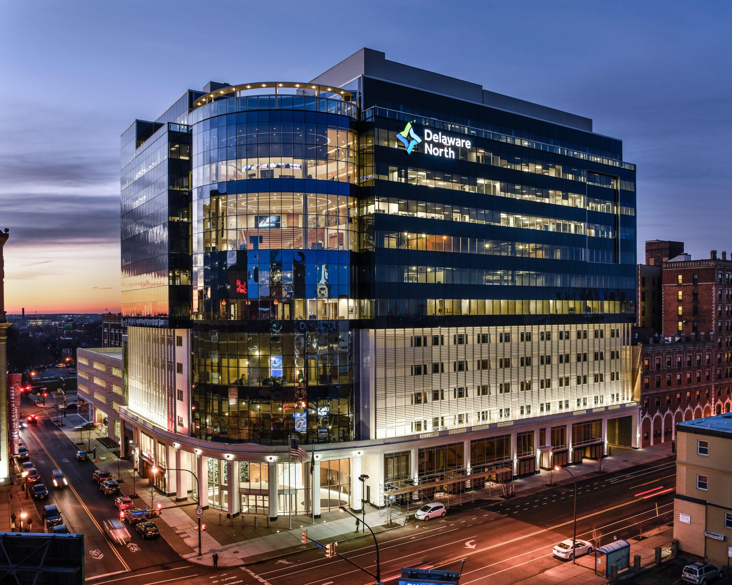 Office building Buffalo, NY
