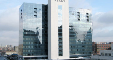 Avant Mixed-Use Building