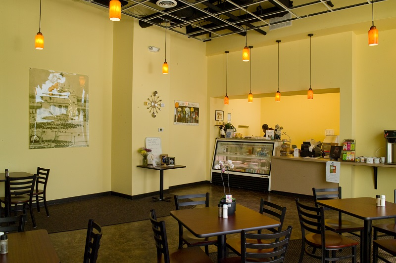 cafe at 285 Delaware Ave