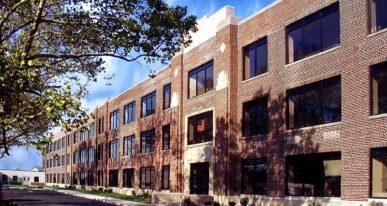 charter school building