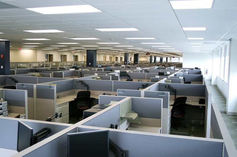 citi office space design