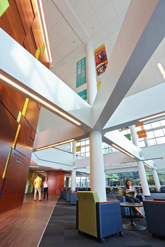 college construction design
