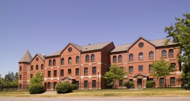 Canisius townhomes Buffalo