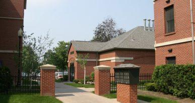 college housing design
