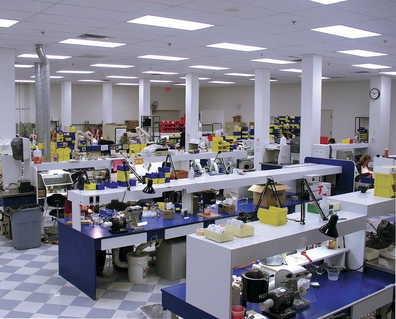 manufacturing building design