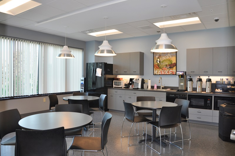 office lunch room