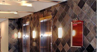 office building elevators