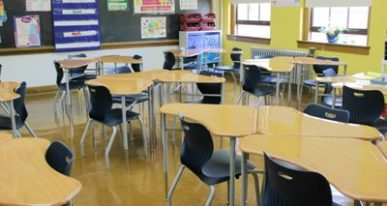 charter school desks