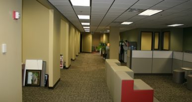 office space design idea