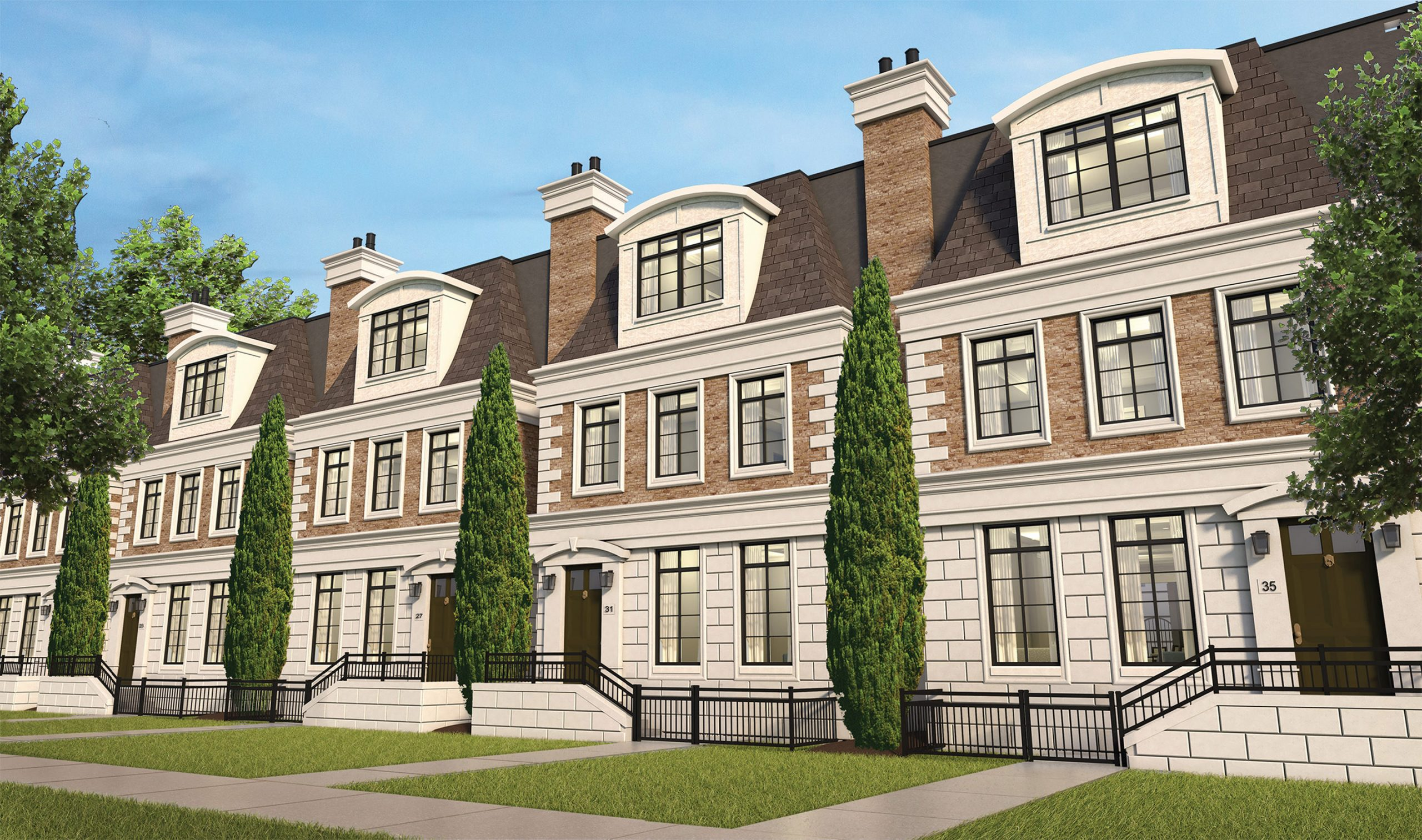 Gates Circle Townhomes