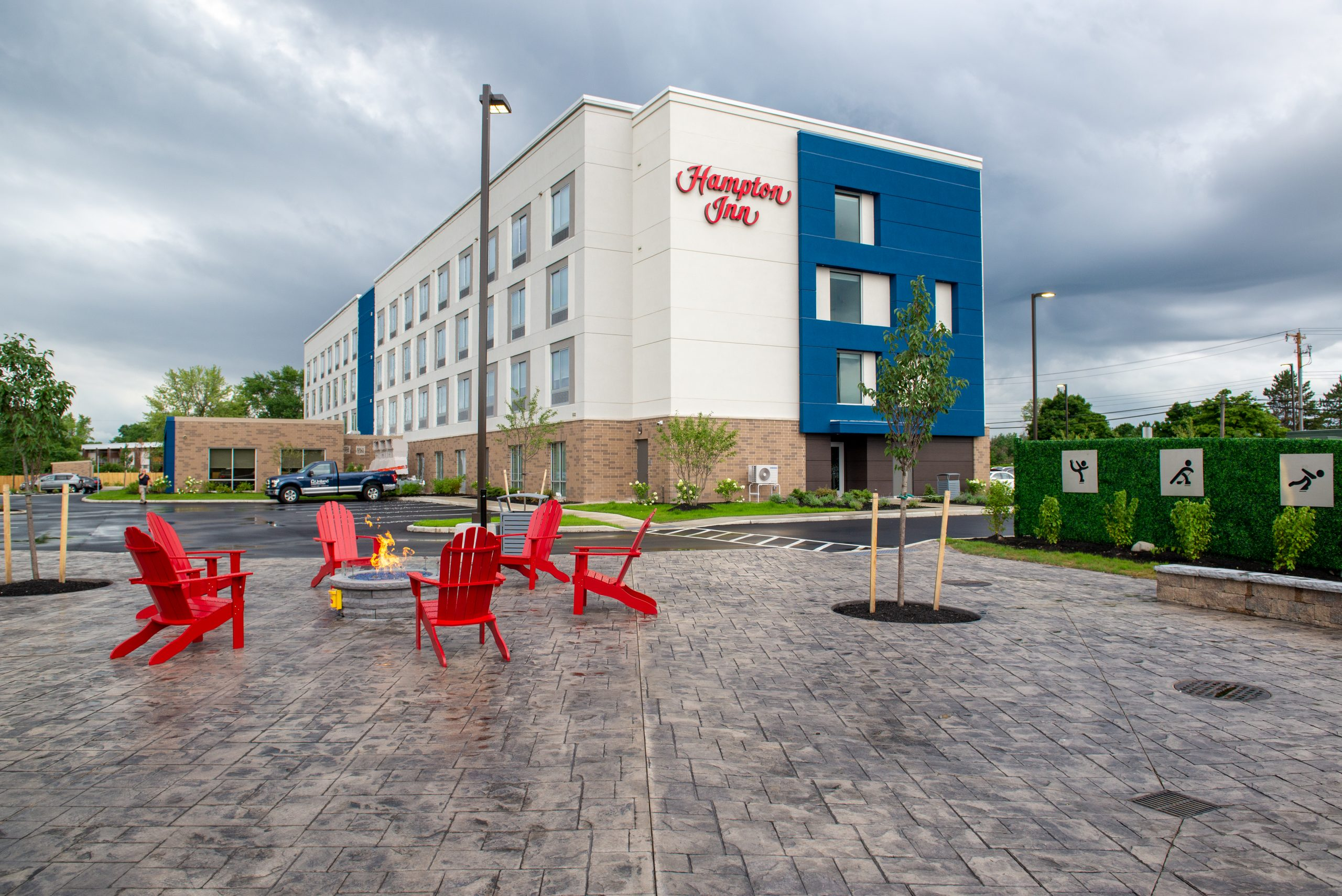 The Hampton Inn Buffalo-Amherst