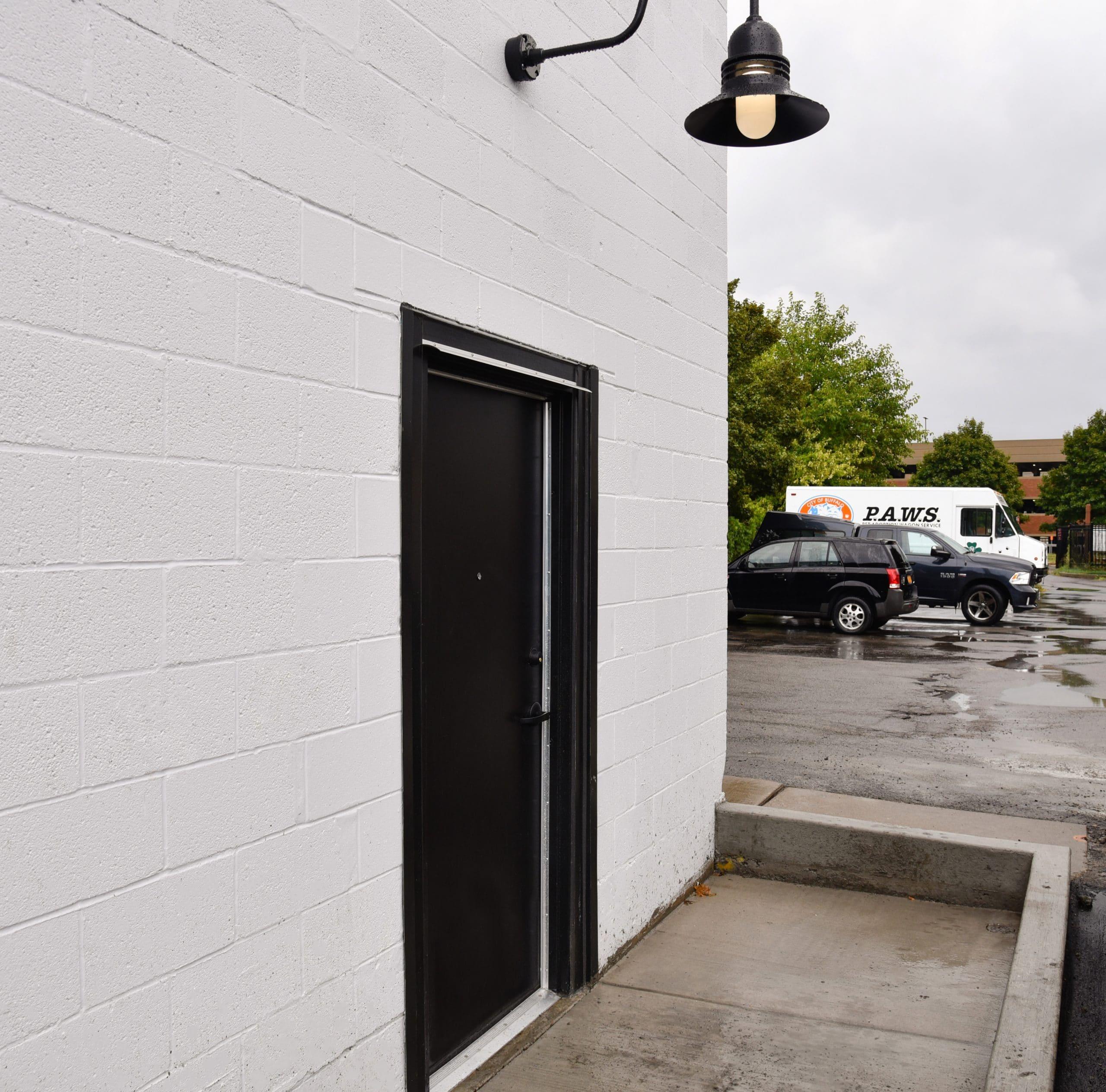 Studio apartments at 505 Ellicott