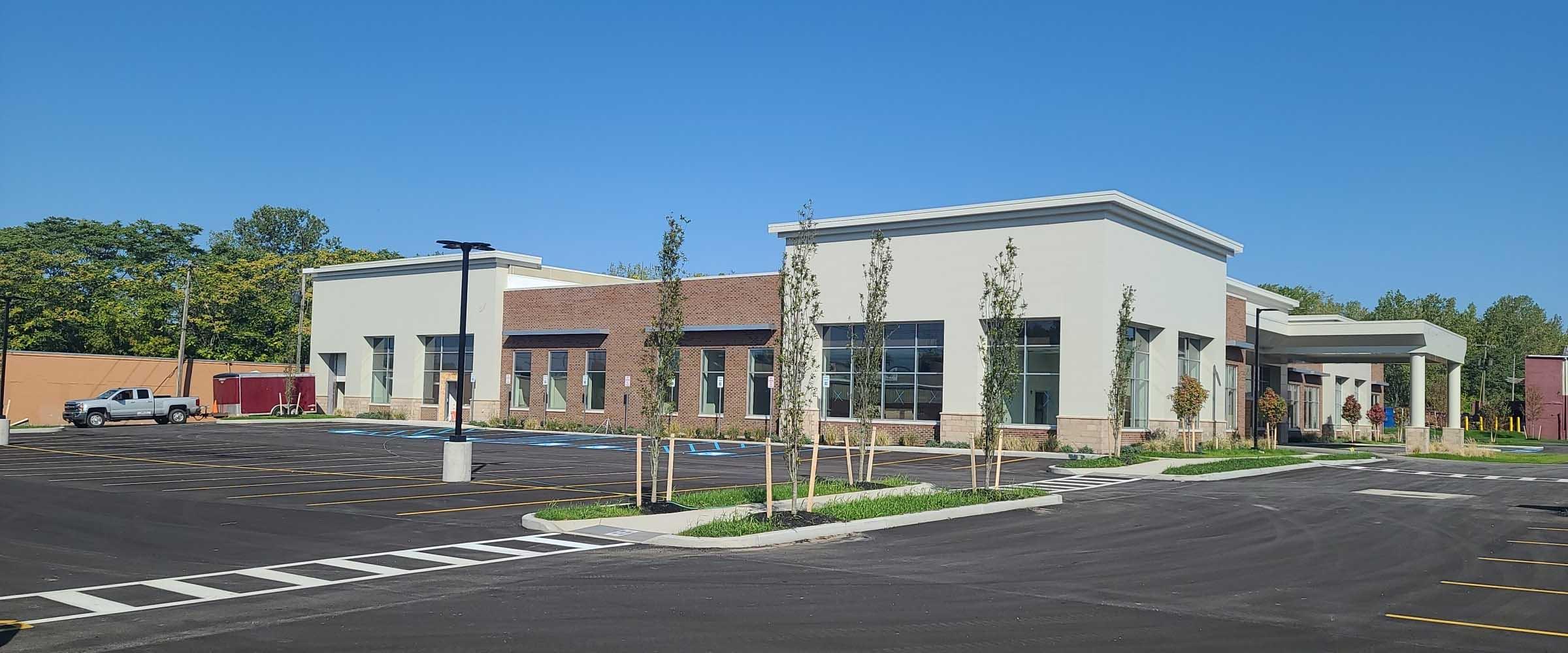 People Inc.'s Elmwood Health Center
