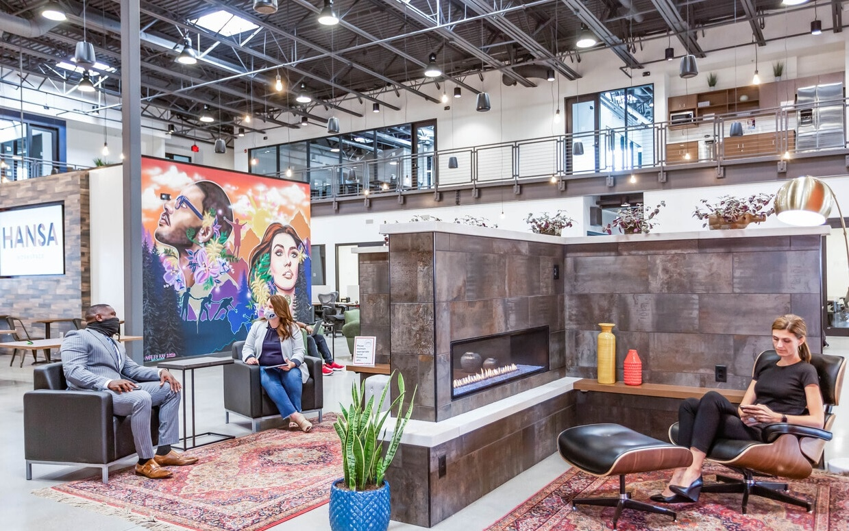 coworking shared office